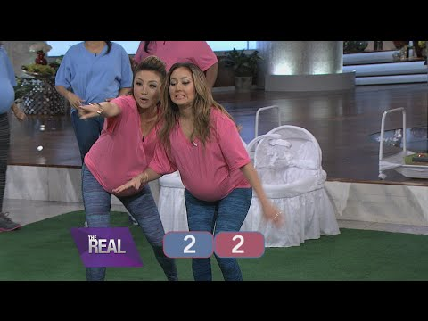 'The Real' Ladies Bump Around