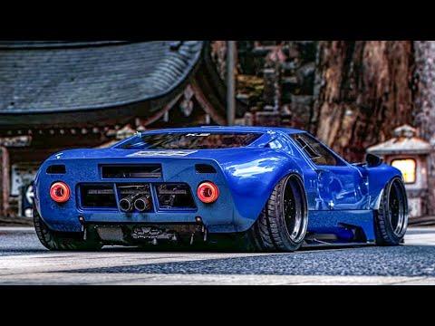 Ford GT the Legend  アメリカのマッスルカー