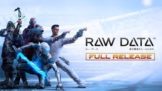 RAW DATA | Official Launch Trailer