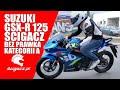 Suzuki GSX-R 125 2018 - najlepszy ścigacz bez prawa jazdy na motocykl?
