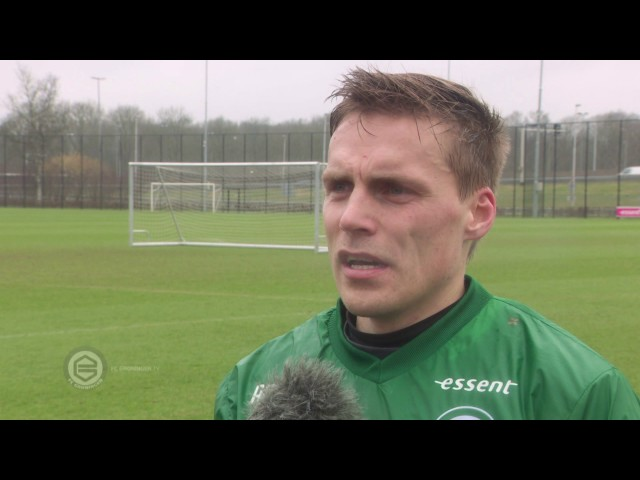 De man in vorm: Ruben Jenssen
