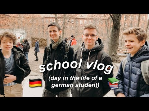 ScHOoL vLOg at my german school