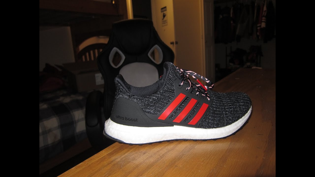 17ea33f32399f Unboxing and Review Of Adidas Ultraboost Ren Zhe Collaboration + On Feet