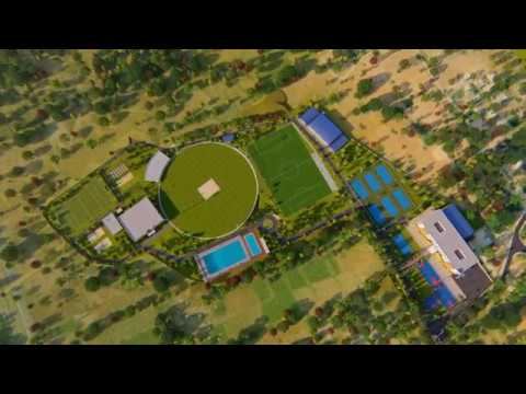 THE SPORTS SCHOOL ,BANGALORE -  WALKTHROUGH