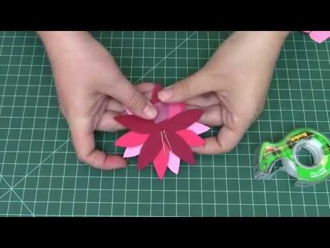 Paper Circuits - Flower