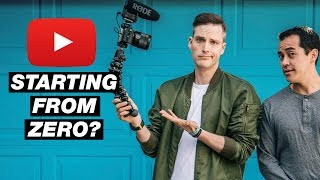 Video How to Start and Grow Your YouTube Channel from Zero — 7 Tips download MP3, 3GP, MP4, WEBM, AVI, FLV Juli 2018