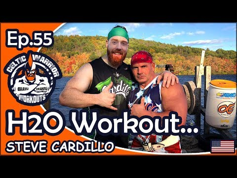 Ep.55 H2O Gym Steve Cardillo Workout....