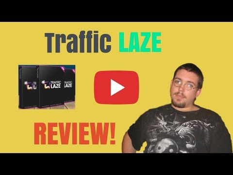 Traffic Laze Review WAIT!!!🛑 DO NOT Buy Without My BONUSES🛑 [Traffic Laze Review]