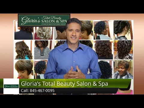 Gloria's Total Beauty Salon & Spa Review Multicultural Hair Salon In Warwick, NY (845) 467-0095