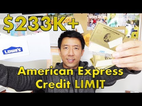 HOW TO INCREASE YOUR CREDIT LIMITS WITH AMERICAN EXPRESS | THINK LONG TERM RELATIONSHIP