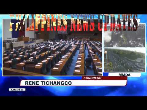 News Break: Land Use and Management Bill pasado na sa Kongreso