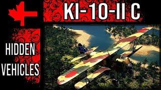War Thunder - Hidden Vehicles - Ki-10-II C