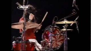 The White Stripes - I Think I Smell A Rat live TIM Festival 2003