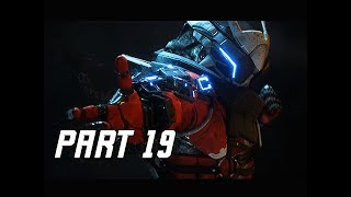 ANTHEM Walkthrough Gameplay Part 19 - Storm Main (PC Ultra Let's Play)