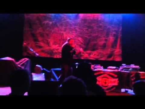 Dex of West Water performing Summer Breeze live Kmk show 01