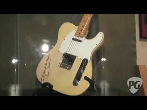 Stax Records Museum - Cropper Tele, Ike Turner Tele, Soul Finger Bass & More