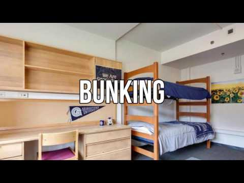 Bunking, Unbunking, And Adjusting Beds