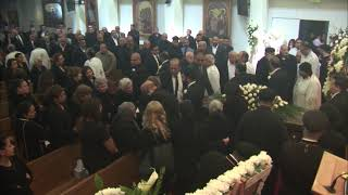 Funeral Service Mr.Wasfy Bishay | St. Mark Coptic Orthodox Church In Los Angeles, Ca
