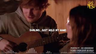 Gambar cover Perfect Ed Sheeran Versi Dangdut Koplo