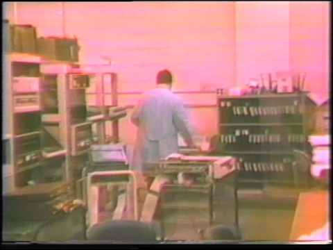 Retirement video for the Philco 212 Mainframe Computer