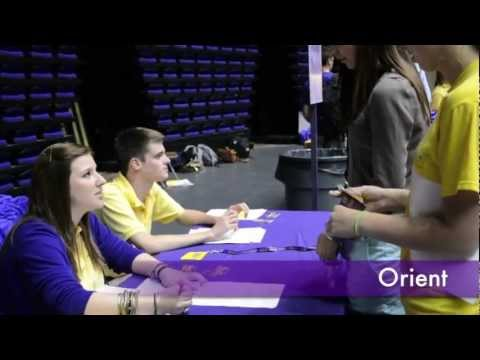 LSU Ambassadors -  Recruit, Orient, Advise