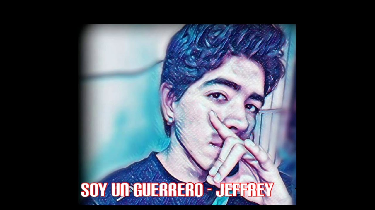 Jeffrey Ortiz  - Soy Un Guerrero (Freestyle)