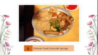 Chinese Food Colorado Springs