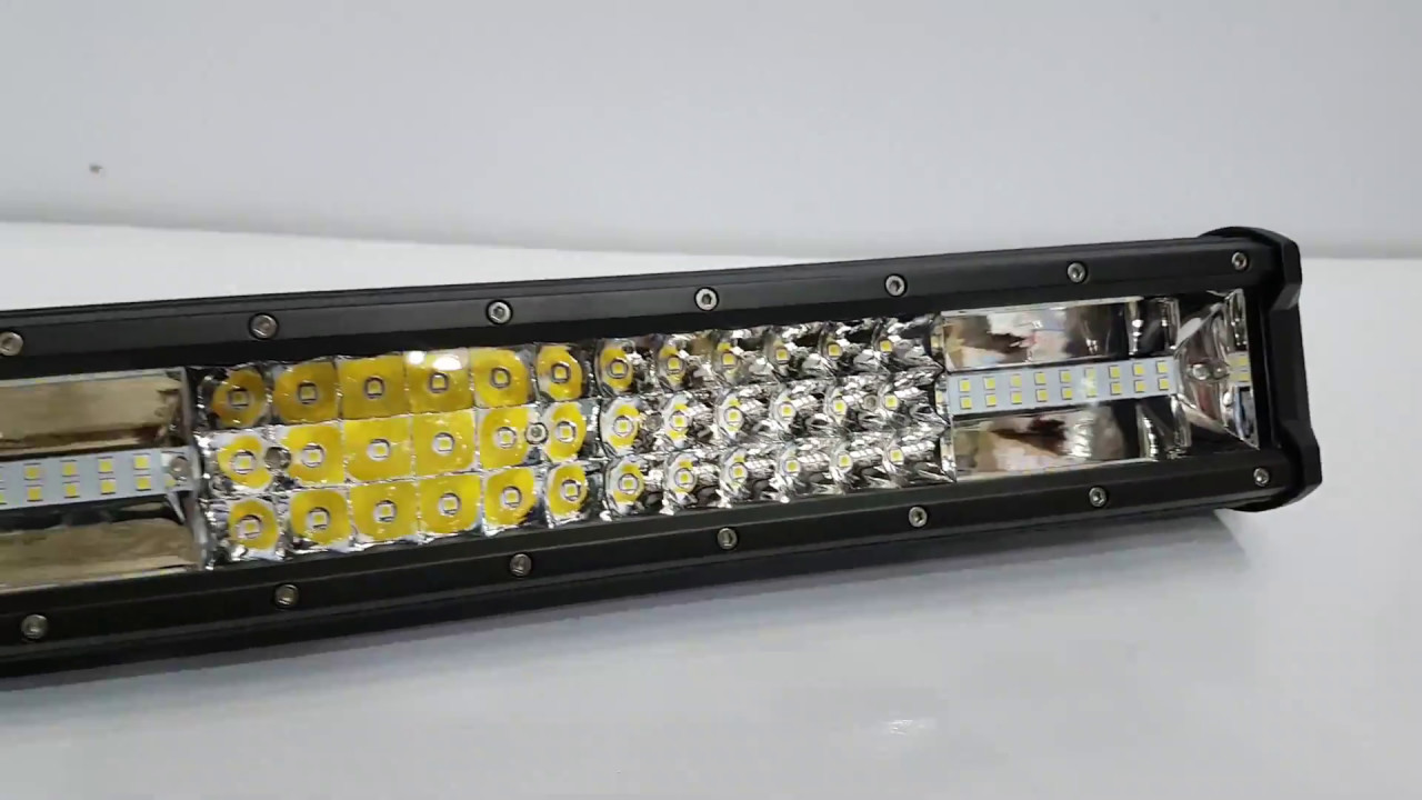 Led bar light 16 inch cree usa chips 216 watt youtube led bar light 16 inch cree usa chips 216 watt aloadofball Gallery