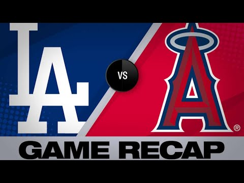 6/10/19: Trout, Ohtani Power Angels' Comeback Win