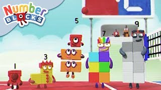 Numberblocks: Even vs. Odd thumbnail
