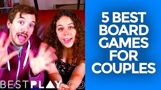 Top 5 Board Games for Couples
