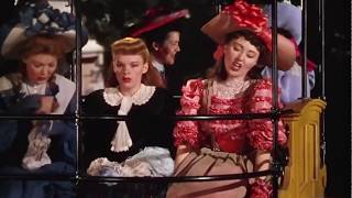 The Trolley Song - Meet Me In St. Louis - 1944 - Judy Garland