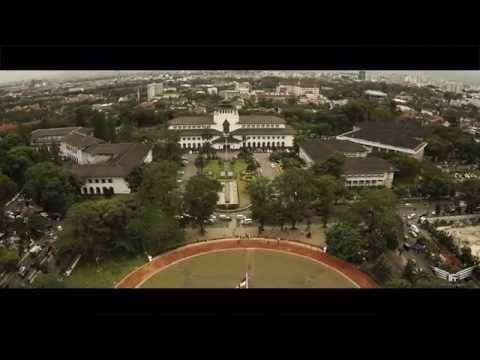 Bandung Juara an Aerial Cinematography