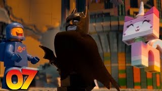 BATMAN DER RETTER IN DER NOT - The Lego Movie Videogame Gameplay Part 7 Deutsch