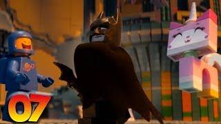 BATMAN DER RETTER IN DER NOT - The Lego Movie Videogame Gameplay Part 7 Deutsch