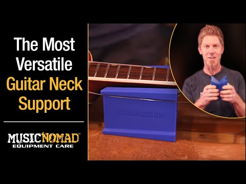 Best Guitar Neck Support Cradle for Changing Strings, Repair & Maintenance-Cradle Cube