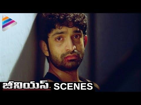 Havish Gets Arrested | Pradeep Rawat Cheats Havish | Genius Telugu Movie Scenes | Havish | Shwetha
