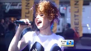 GMA Live in NY
