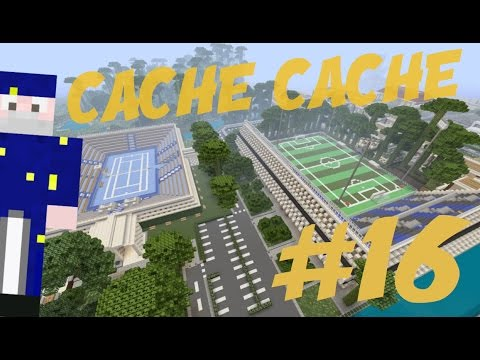 cache cache minecraft pisode 16 map jeux olympiques ps4 youtube. Black Bedroom Furniture Sets. Home Design Ideas