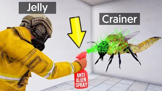 DANGEROUS *ALIEN* INSECTS vs. PEST CONTROL! (Slap The Fly)