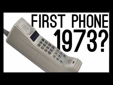 Frist mobile in the world.prothom mobile.History of mobile phones