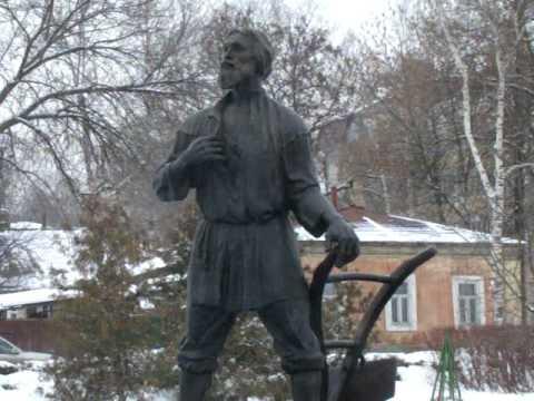 Тамбовскому мужику памятник
