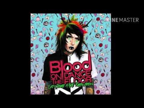 I heart hello kitty instrumental Blood On The Dance Floor