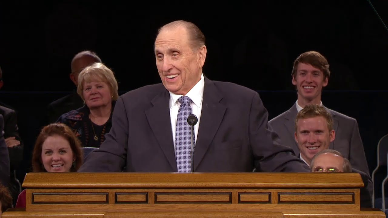 Be a Light to the World | Thomas S.  Monson | 2011