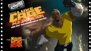 Teaser clip of the EPIC LUKE CAGE ANIMATED SHORT FAN FILM
