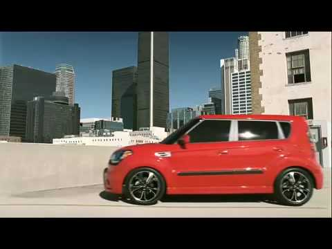 Official 2010 Kia Soul Hamsters Spot   HD Commercial Feat. Music By Marz!!!