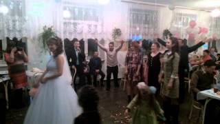 2015.01.24 - свадьба Салавата. Букет невесты