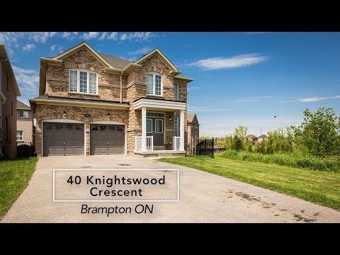 40 Knightswood Crescent - Brampton ON