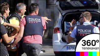 В Барселоне задержан еще один подозреваемый в совершении теракта