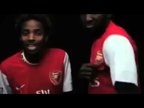 Erick omondi arsenal vs Manchester.